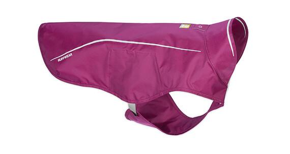 Ruffwear Sun Shower Rain Jacket Purple Dusk